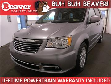 2008 Chrysler Town and Country for sale in Beaver Falls, PA