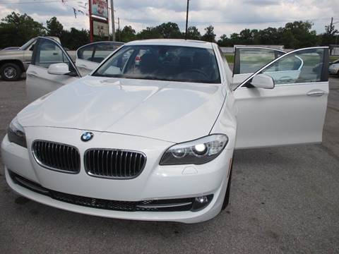 2013 BMW 5 Series for sale in Gadsden, AL
