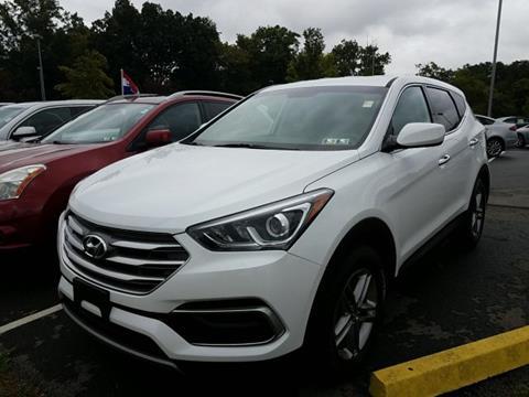 2017 Hyundai Santa Fe Sport for sale in New Castle, PA