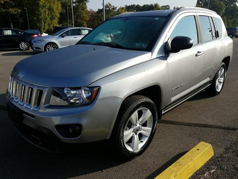 2016 Jeep Compass for sale in New Castle, PA