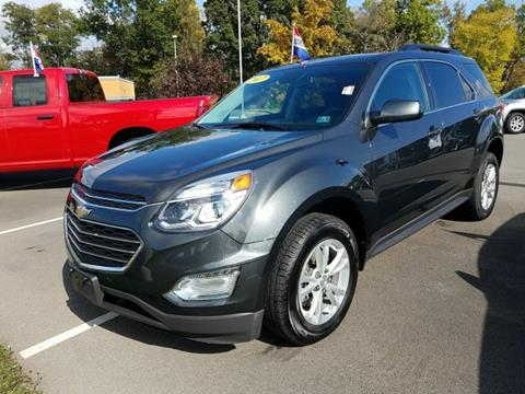 2017 Chevrolet Equinox for sale in New Castle, PA