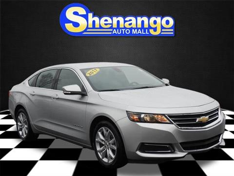 2017 Chevrolet Impala for sale in New Castle, PA
