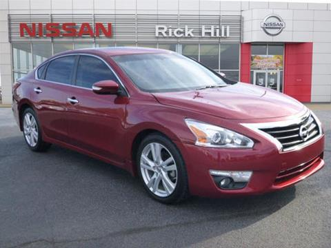 2013 Nissan Altima for sale in Dyersburg, TN