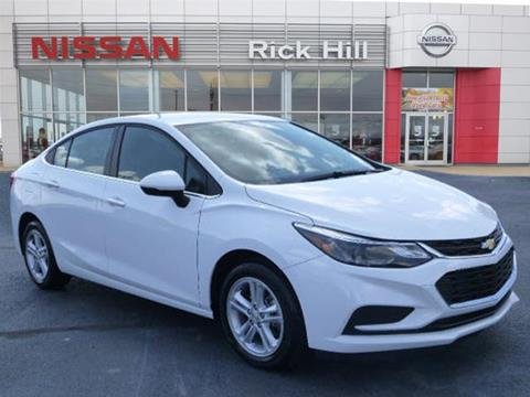 2017 Chevrolet Cruze for sale in Dyersburg, TN