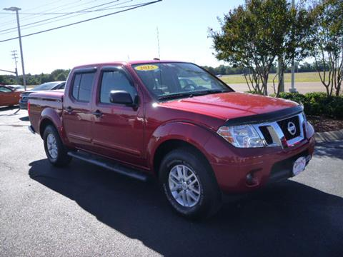 2015 Nissan Frontier for sale in Dyersburg, TN
