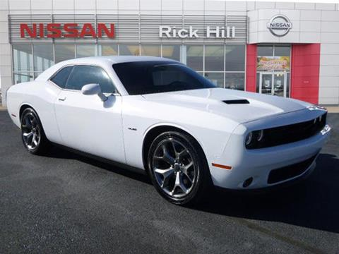 2016 Dodge Challenger for sale in Dyersburg, TN