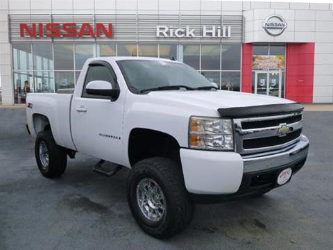 2007 Chevrolet Silverado 1500 for sale in Dyersburg, TN