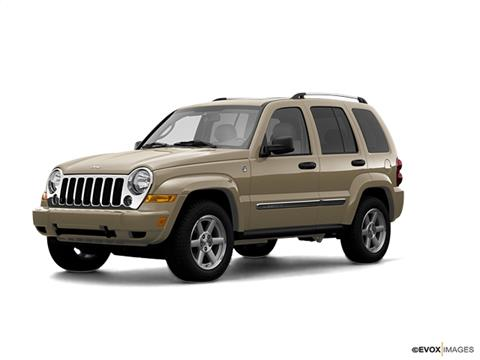 2007 Jeep Liberty for sale in Dyersburg, TN