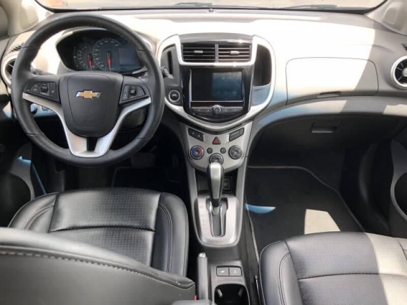 2019 Chevrolet Sonic Premier Auto 4dr Sedan - Dyersburg TN