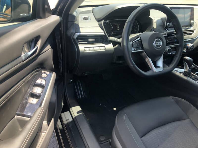 2020 Nissan Altima AWD 2.5 SV 4dr Sedan - Dyersburg TN
