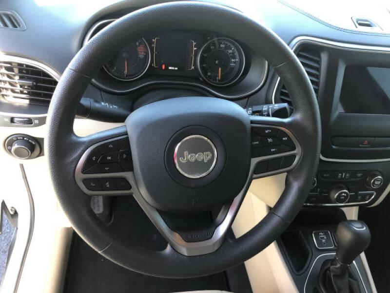 2020 Jeep Cherokee Latitude 4dr SUV - Dyersburg TN