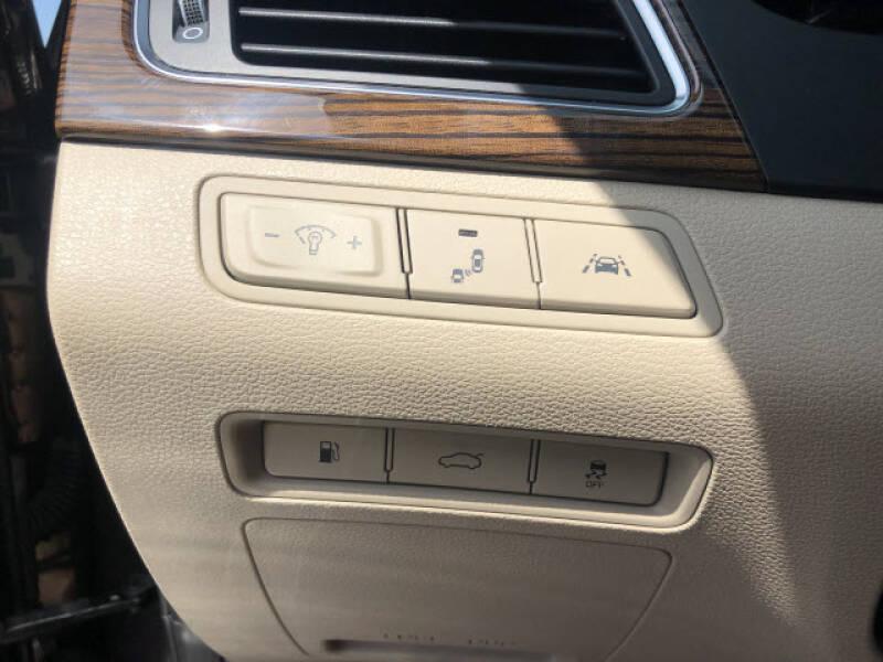 2016 Hyundai Sonata Limited - Dyersburg TN