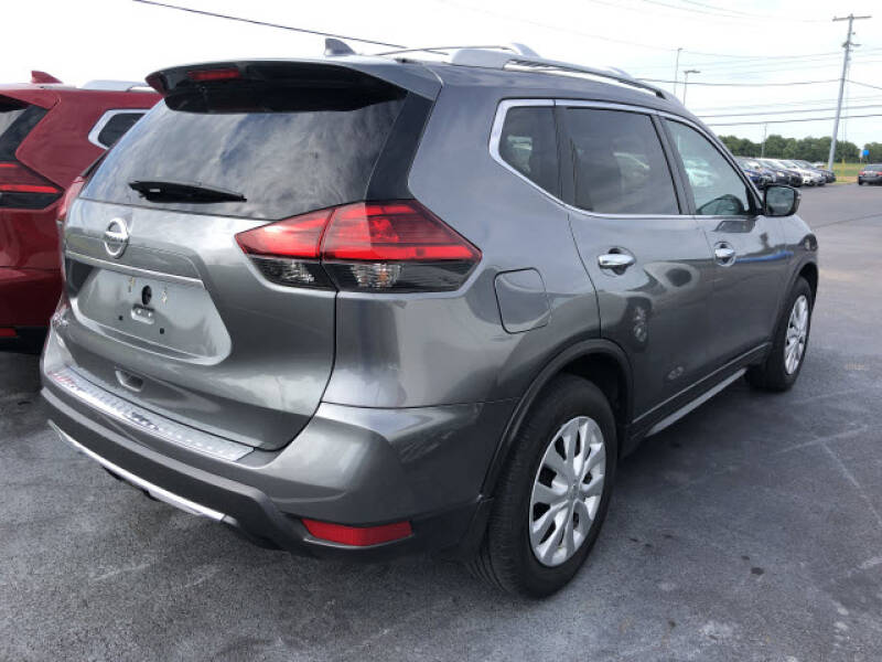2017 Nissan Rogue S - Dyersburg TN