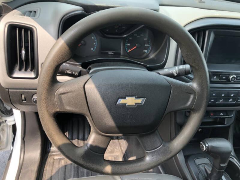 2017 Chevrolet Colorado 4x2 Work Truck 4dr Extended Cab 6 ft. LB - Dyersburg TN