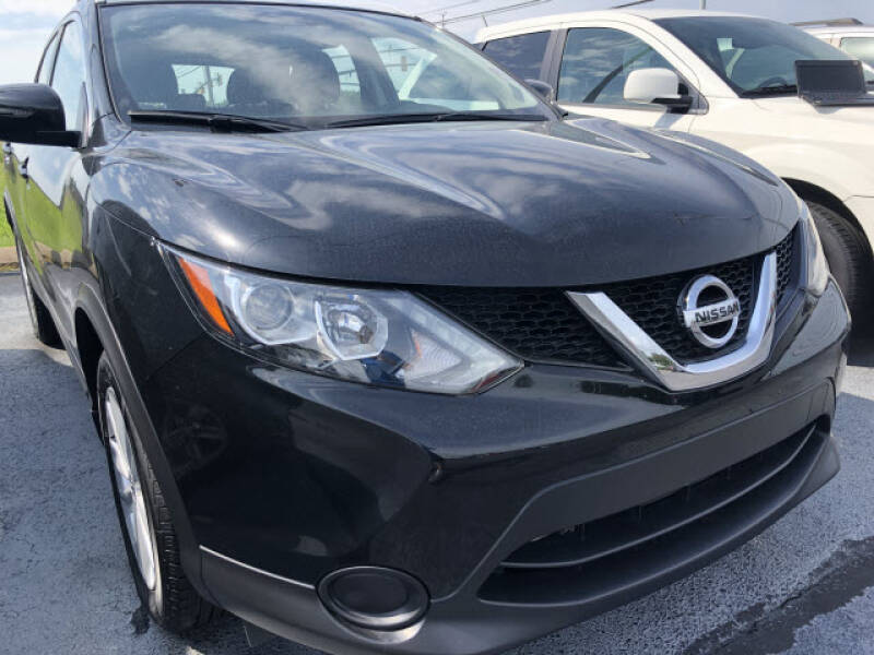 2017 Nissan Rogue Sport AWD SV 4dr Crossover - Dyersburg TN