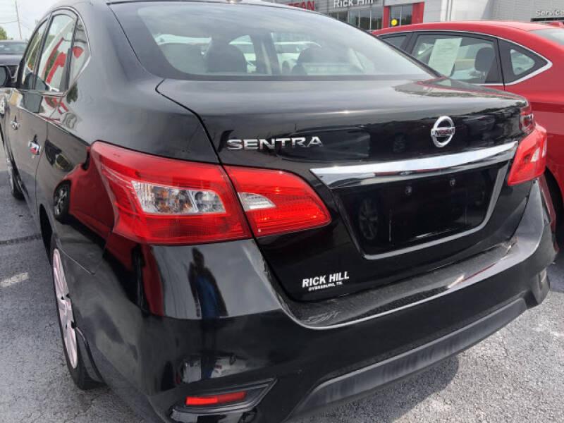 2017 Nissan Sentra S 4dr Sedan 6M - Dyersburg TN