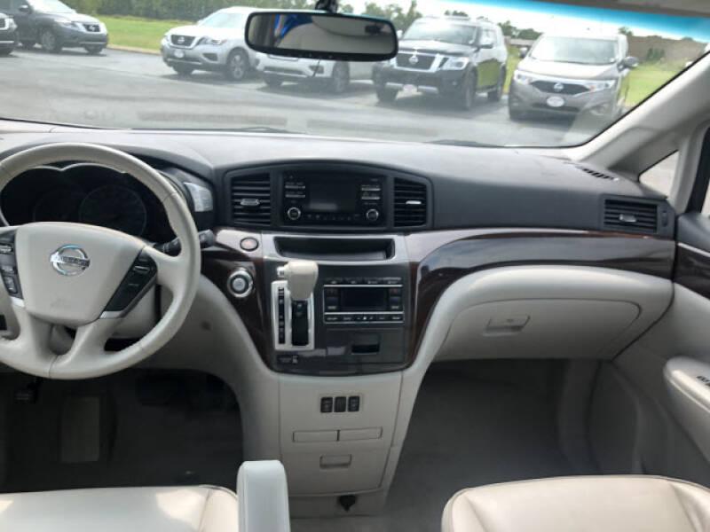 2012 Nissan Quest 3.5 S 4dr Mini-Van - Dyersburg TN
