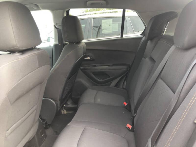 2018 Chevrolet Trax LT 4dr Crossover - Dyersburg TN