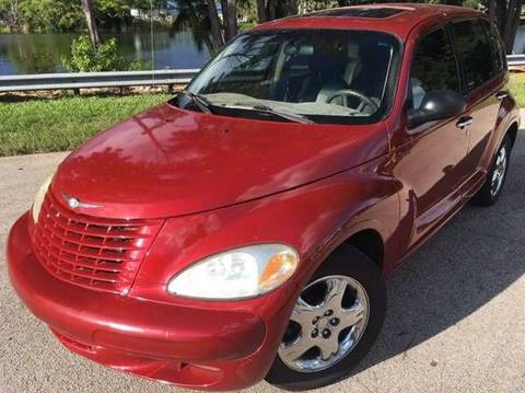 2001 Chrysler PT Cruiser for sale in Davie, FL