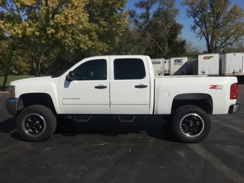 2013 Chevrolet Silverado 1500 for sale in Leavenworth, KS
