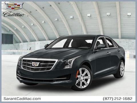 2018 Cadillac ATS for sale in Farmingdale, NY