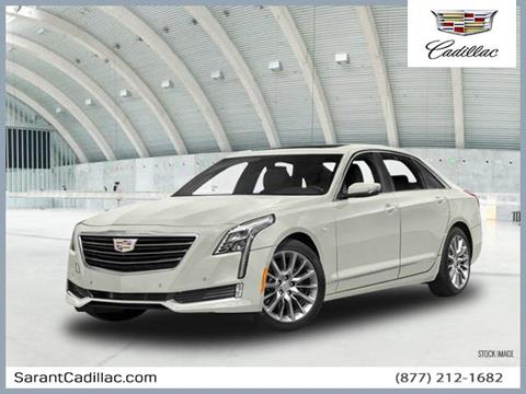 2018 Cadillac CTS for sale in Farmingdale, NY