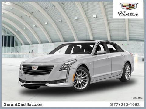 2018 Cadillac CT6 for sale in Farmingdale, NY