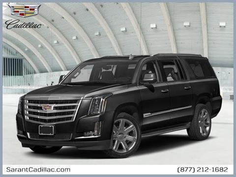 2017 Cadillac Escalade ESV for sale in Farmingdale, NY