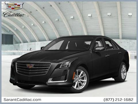 2017 Cadillac CTS for sale in Farmingdale, NY