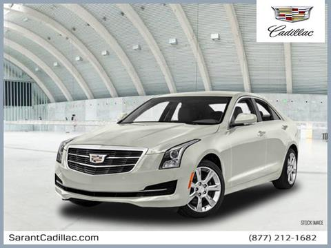 2018 Cadillac ATS for sale in Farmingdale, NY