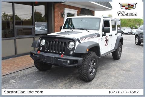 2017 Jeep Wrangler Unlimited for sale in Farmingdale, NY