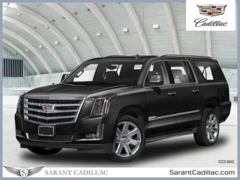 2020 Cadillac Escalade ESV for sale at Sarant Cadillac in Farmingdale NY