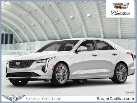 2020 Cadillac CT4 for sale at Sarant Cadillac in Farmingdale NY