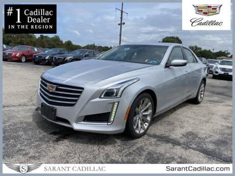 2017 Cadillac CTS for sale at Sarant Cadillac in Farmingdale NY