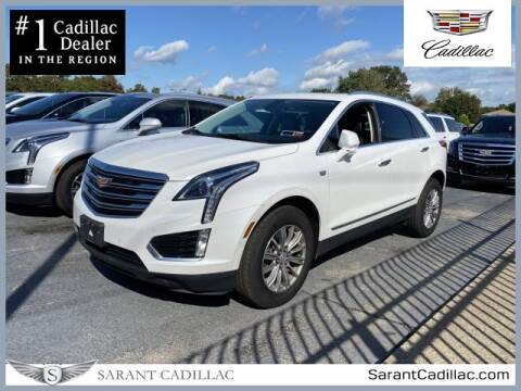 2017 Cadillac XT5 for sale at Sarant Cadillac in Farmingdale NY