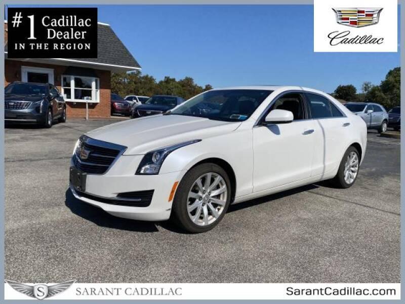 2018 Cadillac ATS for sale at Sarant Cadillac in Farmingdale NY