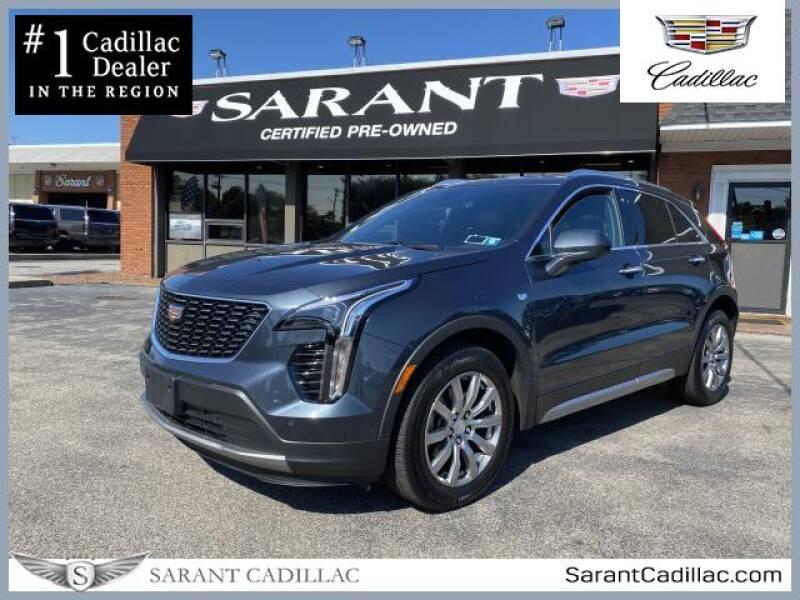 2019 Cadillac XT4 for sale at Sarant Cadillac in Farmingdale NY