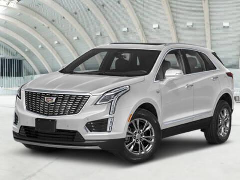 2021 Cadillac XT5 for sale at Sarant Cadillac in Farmingdale NY