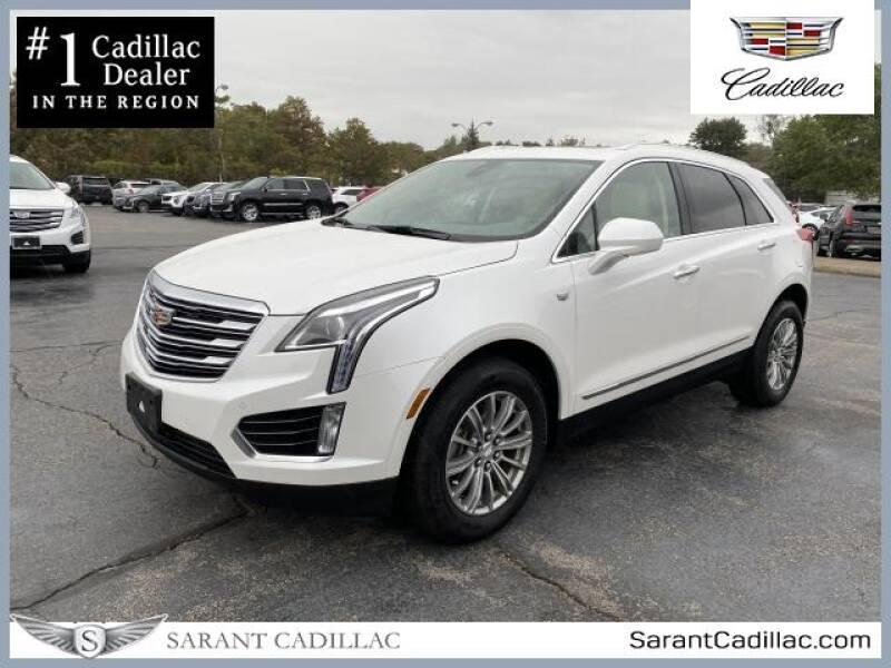 2018 Cadillac XT5 for sale at Sarant Cadillac in Farmingdale NY
