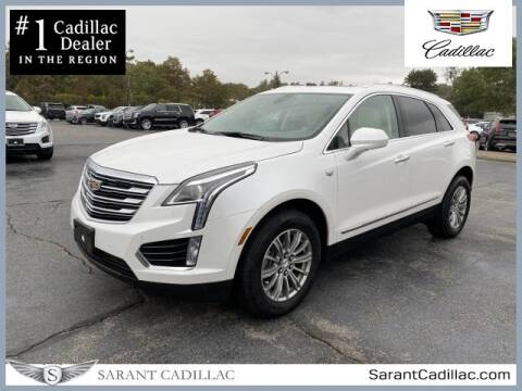 2018 Cadillac XT5 for sale at Sarant Cadillac in Farmingdale NY