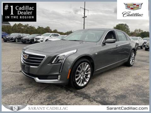 2017 Cadillac CT6 for sale at Sarant Cadillac in Farmingdale NY