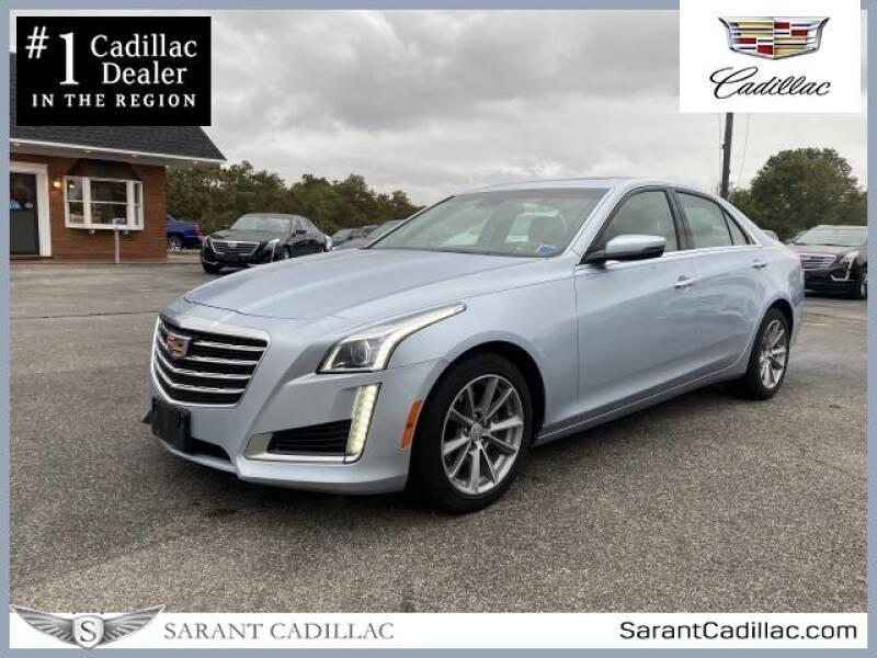 2017 Cadillac CTS for sale at Sarant Cadillac in Farmingdale NY