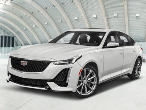 2021 Cadillac CT5 for sale at Sarant Cadillac in Farmingdale NY