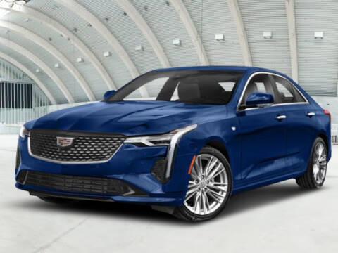 2021 Cadillac CT4 for sale at Sarant Cadillac in Farmingdale NY