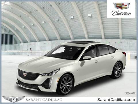 2020 Cadillac CT5 for sale at Sarant Cadillac in Farmingdale NY