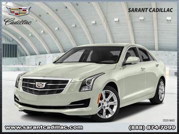 2017 Cadillac ATS for sale in Farmingdale, NY