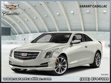 2017 Cadillac ATS for sale in Farmingdale, NY