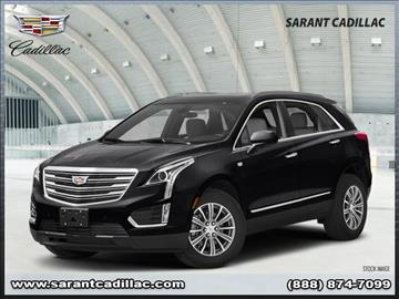 2017 Cadillac XT5 for sale in Farmingdale, NY