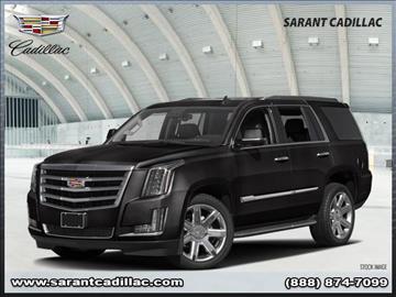 2017 Cadillac Escalade for sale in Farmingdale, NY