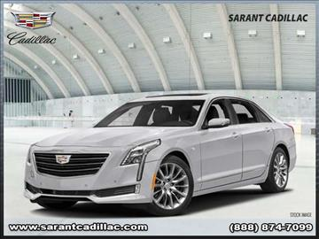 2017 Cadillac CT6 for sale in Farmingdale, NY